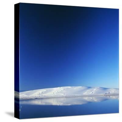 White Sands National Monument-Micha Pawlitzki-Stretched Canvas Print