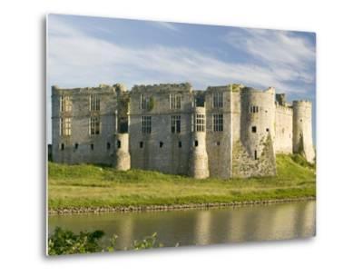 Carew Castle--Metal Print