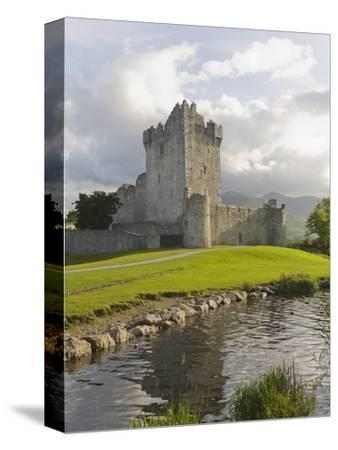 Ross Castle-Paul Thompson-Stretched Canvas Print