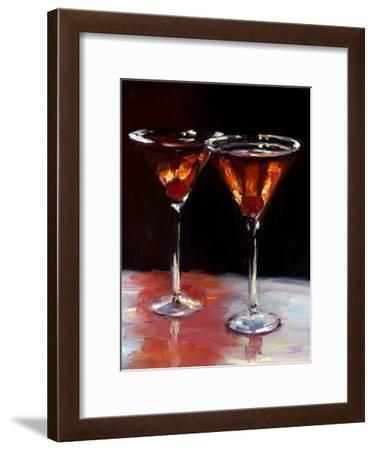 Manhattans-Pam Ingalls-Framed Giclee Print