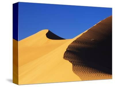Dune in Sossusvlei-Frank Krahmer-Stretched Canvas Print