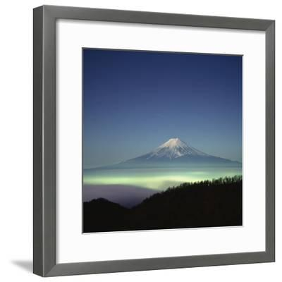 Mount Fuji-Yossan-Framed Premium Photographic Print