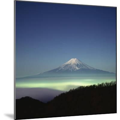 Mount Fuji-Yossan-Mounted Premium Photographic Print