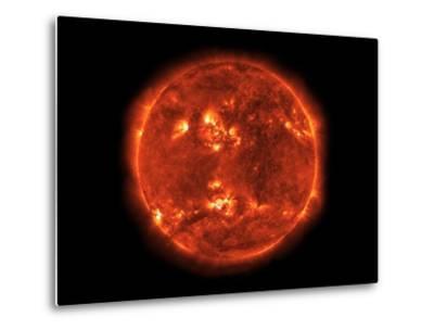 The Sun--Metal Print