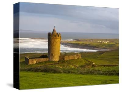O'Brien's Tower-Doug Pearson-Stretched Canvas Print