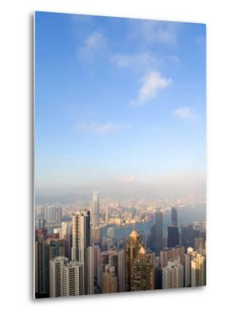 China cityscape-Sung-Il Kim-Metal Print