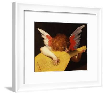 Musical Angel by Rosso Fiorentino--Framed Giclee Print