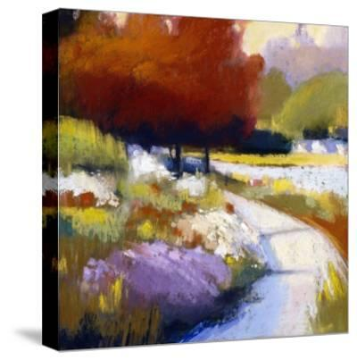 Roundabout-Lou Wall-Stretched Canvas Print