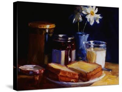 PB&J-Pam Ingalls-Stretched Canvas Print
