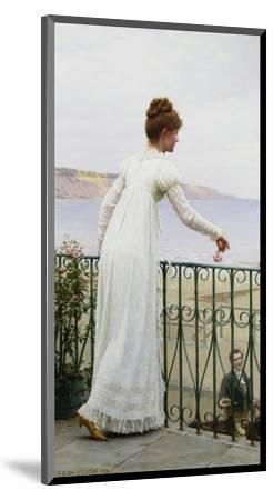 A Favour-Edmund Blair Leighton-Mounted Premium Giclee Print