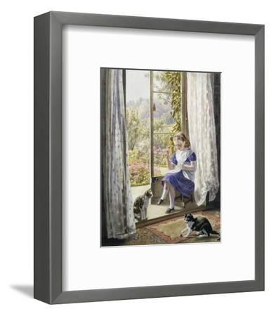 A Summer Afternoon-Helena J^ Maguire-Framed Premium Giclee Print