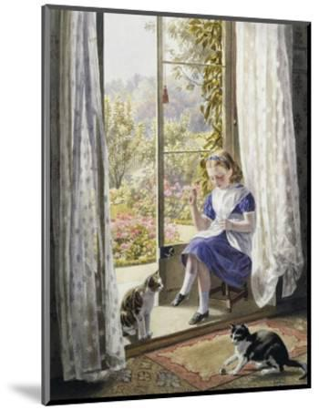 A Summer Afternoon-Helena J^ Maguire-Mounted Premium Giclee Print