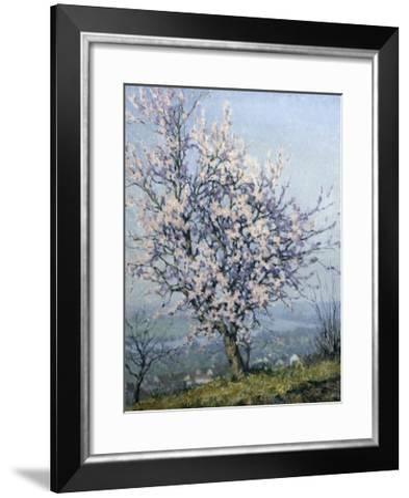 Spring-Emanuel Phillips Fox-Framed Giclee Print