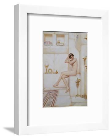 Binding the Fillet-George Lawrence Bulleid-Framed Premium Giclee Print