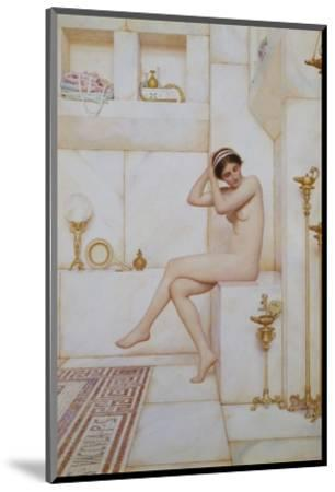 Binding the Fillet-George Lawrence Bulleid-Mounted Premium Giclee Print
