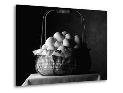 All Eggs in One Basket-Jim Craigmyle-Metal Print