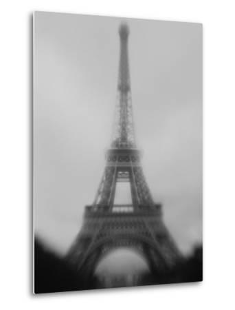 Eiffel Tower--Metal Print