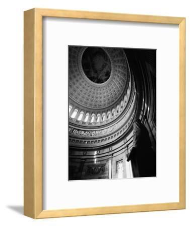 Rotunda of the United States Capitol-G^E^ Kidder Smith-Framed Premium Photographic Print