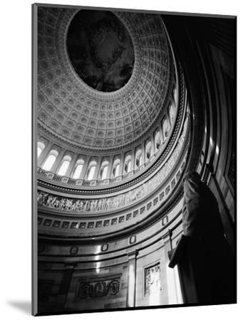 Rotunda of the United States Capitol-G^E^ Kidder Smith-Mounted Premium Photographic Print