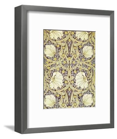Pimpernell, Wallpaper Design-William Morris-Framed Premium Giclee Print