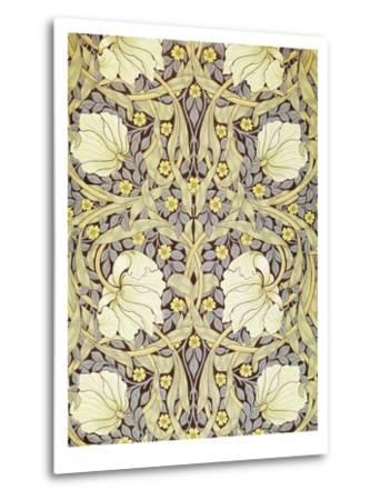 Pimpernell, Wallpaper Design-William Morris-Metal Print