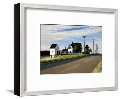 Route 6, Eastham-Edward Hopper-Framed Premium Giclee Print