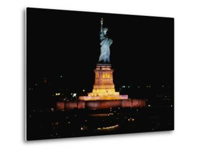 Statue of Liberty-Joseph Sohm-Metal Print