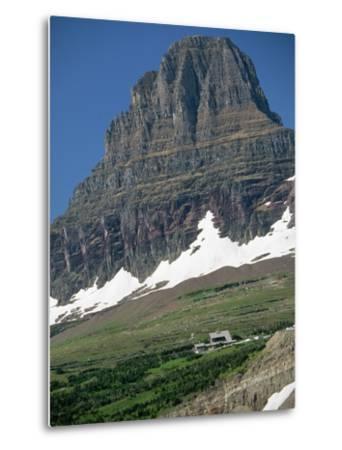 Reynolds Mountain in Summer-Neil Rabinowitz-Metal Print