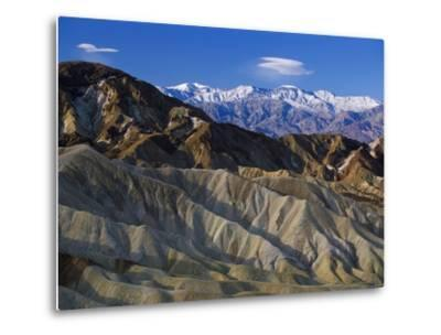 Death Valley Landscape-Bob Rowan-Metal Print