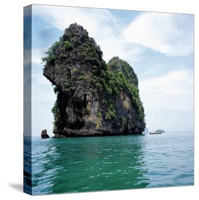 Coastline Thailand--Stretched Canvas Print