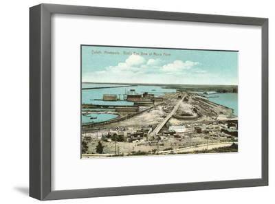 Rice's Point, Duluth, Minnesota--Framed Art Print