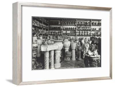 Tlaquepaque Arts and Crafts Market--Framed Art Print