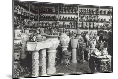 Tlaquepaque Arts and Crafts Market--Mounted Art Print