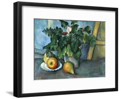 Cezanne: Still Life, C1888-Paul C?zanne-Framed Giclee Print