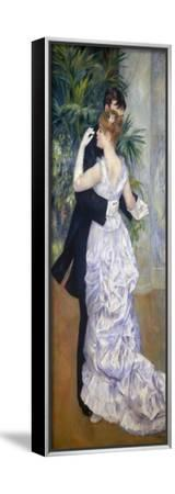 Renoir: Town Dance, 1883-Pierre-Auguste Renoir-Framed Stretched Canvas Print