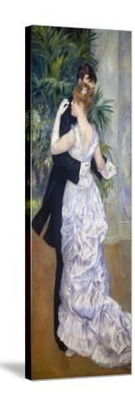 Renoir: Town Dance, 1883-Pierre-Auguste Renoir-Stretched Canvas Print