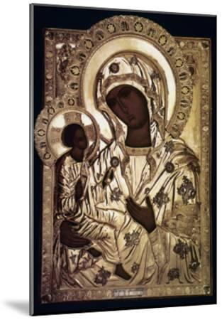 Our Lady Of Yevsemanisk--Mounted Giclee Print