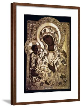 Our Lady Of Yevsemanisk--Framed Giclee Print