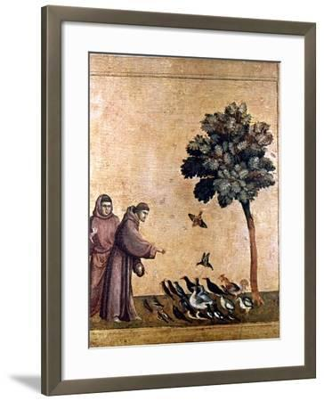 St. Francis Of Assisi--Framed Giclee Print