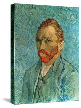 Vincent Van Gogh (1853-1890)-Vincent van Gogh-Stretched Canvas Print