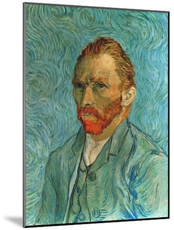 Vincent Van Gogh (1853-1890)-Vincent van Gogh-Mounted Giclee Print