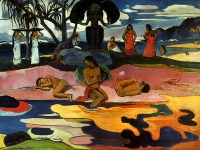 Gauguin: Day Of God, 1894-Paul Gauguin-Premium Giclee Print