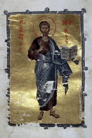 Saint Mark--Stretched Canvas Print