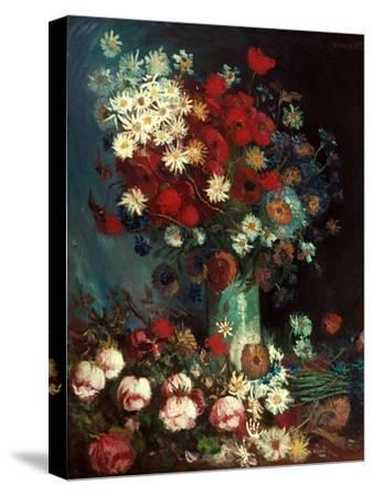 Van Gogh: Still Life, 1886-Vincent van Gogh-Stretched Canvas Print