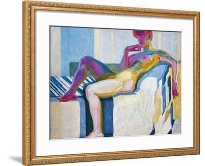 Kupka: Plane-Frantisek Kupka-Framed Giclee Print