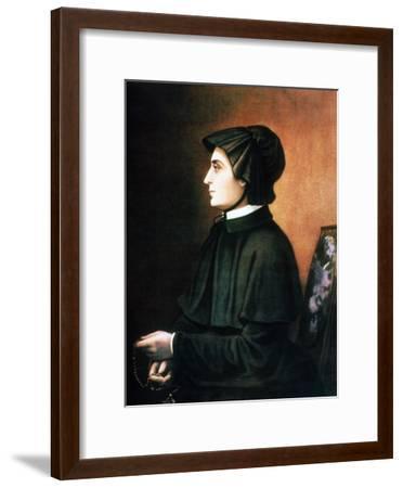 Elizabeth Ann Seton--Framed Giclee Print