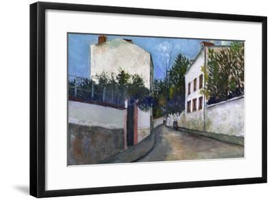Utrillo: Sannois, 1912-Maurice Utrillo-Framed Giclee Print