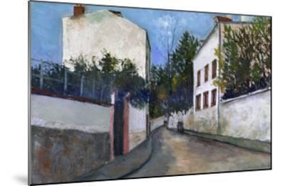 Utrillo: Sannois, 1912-Maurice Utrillo-Mounted Giclee Print