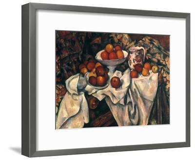 Cezanne: Still Life, C1899-Paul C?zanne-Framed Giclee Print
