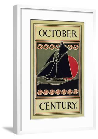 Poster: Century Magazine-H^m^ Lawrence-Framed Giclee Print